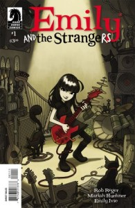 Emily the Strange comic book