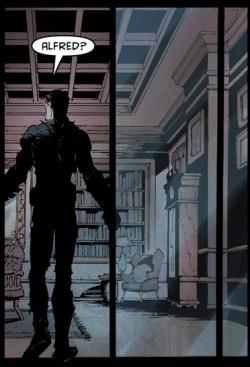 Batman #14 Joker Alfred Wayne Manor New 52