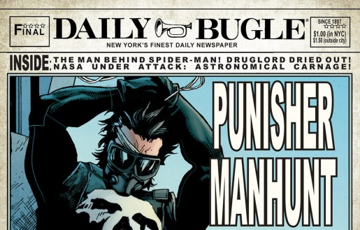 punisher preview