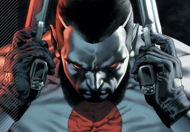 Review: Bloodshot Vol. 1- Setting the World on Fire