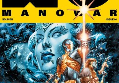 Review: X-O Manowar #1
