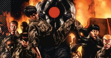 Review: Bloodshot Vol. 3- Harbinger Wars