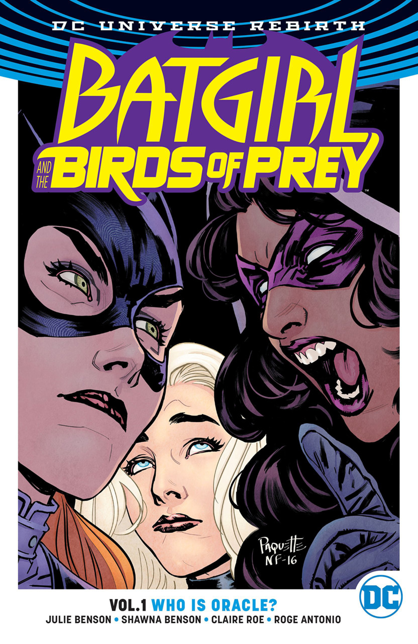 Review Batgirl And The Birds Of Prey Vol 1 Who Is Oracle Comicbookwire