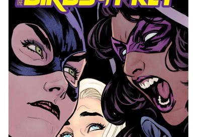 Review: Batgirl and the Birds of Prey Vol. 1- Who is Oracle?