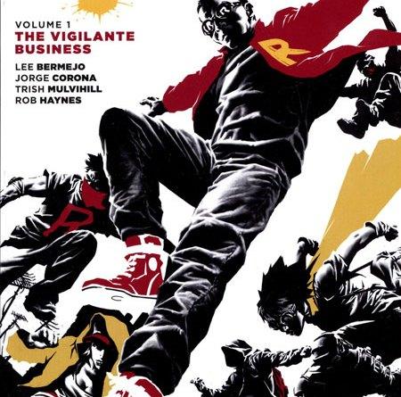 Review: We are Robin Vol. 1- Vigilante Business