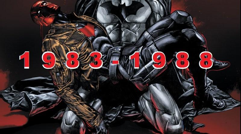 The lifespan of Batman's Robins
