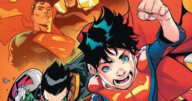 Review: Super Sons Vol. 1- When I Grow Up