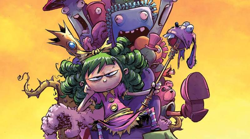 Review: I Hate Fairyland Vol. 2- Fluff My Life