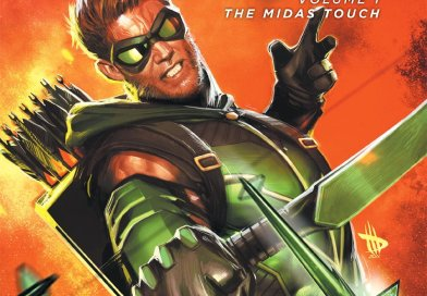 Review: Green Arrow Vol. 1- Midas Touch