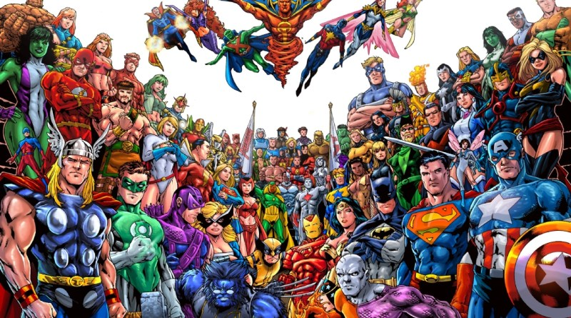 writers express interest in a justice league vs avengers comic crossover comicbookwire - Avengers Vs Justice League
