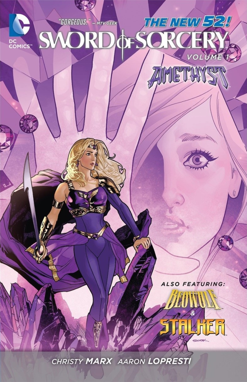 Image result for sword of sorcery amethyst
