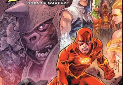 Review: The Flash Vol. 3- Gorilla Warfare