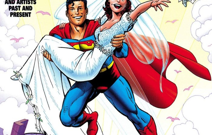 Superman and wonder woman Diana (Wonder