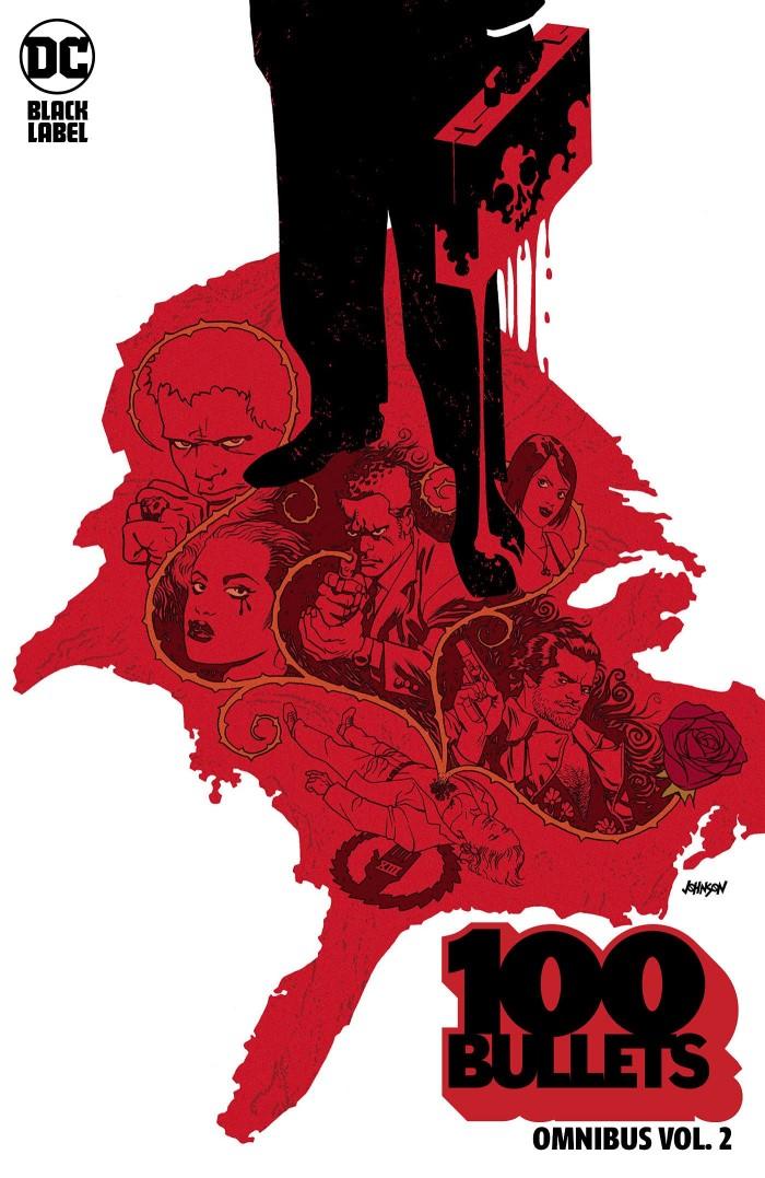 """100 Bullets Omnibus Vol. 2"" Has Been Solicited - ComicBookWire"