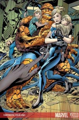 Fantastic Four #561
