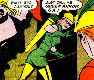 Queen Arrow s'éclipse