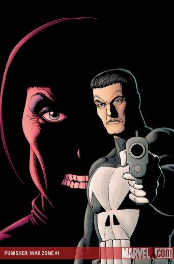 Punisher War Zone #1