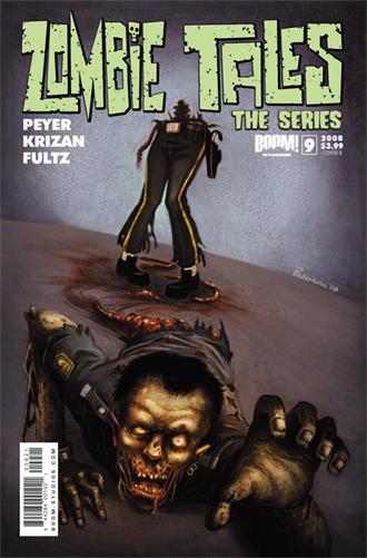 Zombie Tales #9