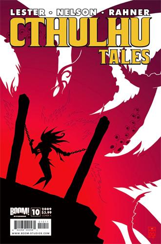 Cthulhu Tales #10