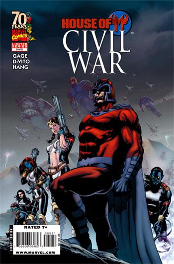 House of M: Civil War #5