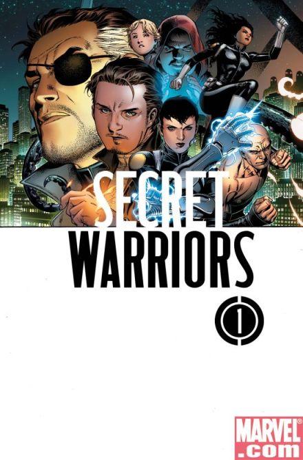 Jonathan Hickman Talks Secret Warriors On The Mighty Marvel Podcast