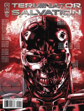 IDW debuts Terminator Salvation Movie Prequel #1