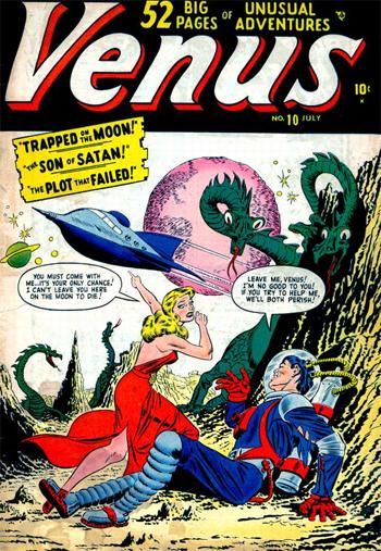 Venus #10 (Juillet 1950)