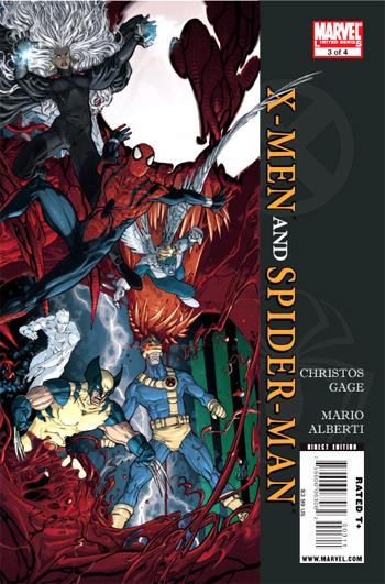 X-Men/Spider-Man #3