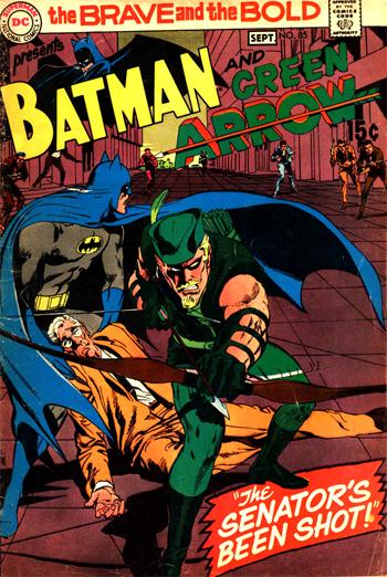 Brave & The Bold #85