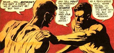 Bruce Wayne livre son secret : Oui, il est Batman...