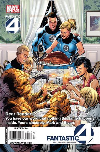 Fantastic Four #564