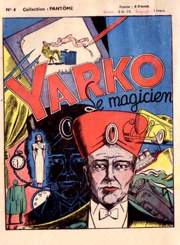 Yarko, version Collection Fantôme