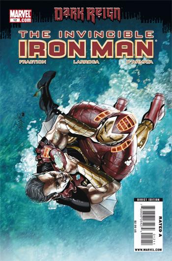 Invincible Iron Man #12