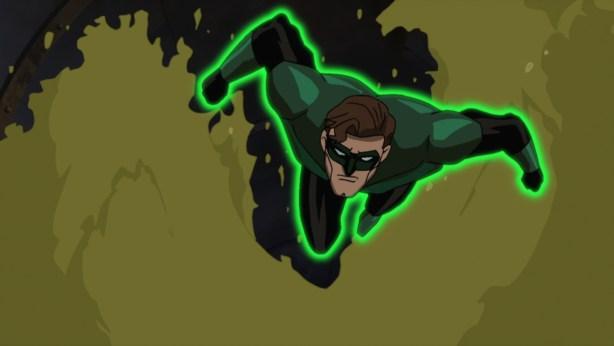 Green Lantern: First Flight Gets New Street Date