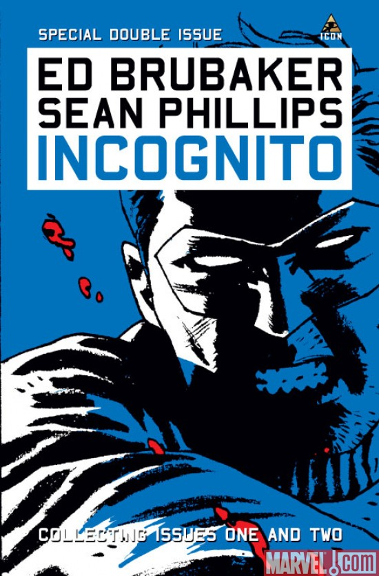 Incognito #1-2 Return With New INCOGNITO MUST-HAVE!