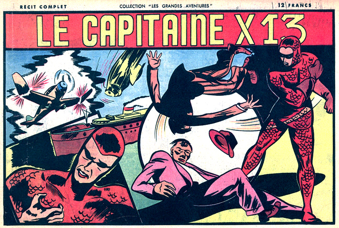 le-capitaine-x-13