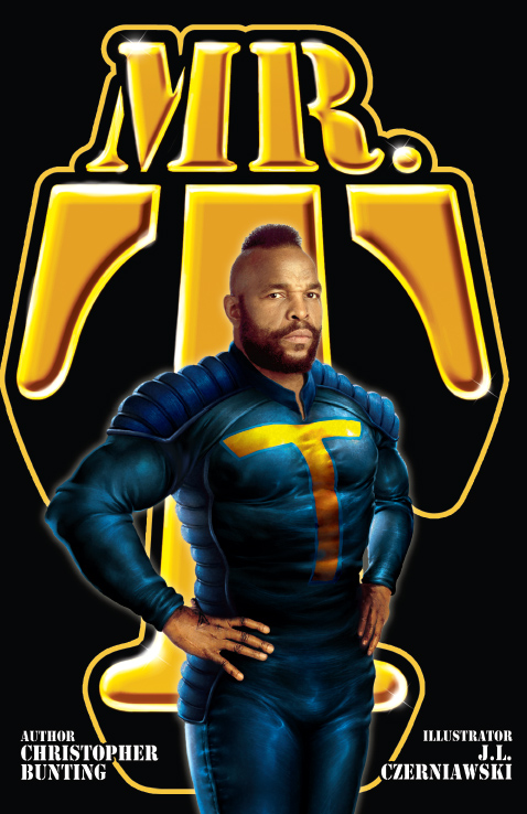 Mr. T Graphic Novel Flies Into HMV