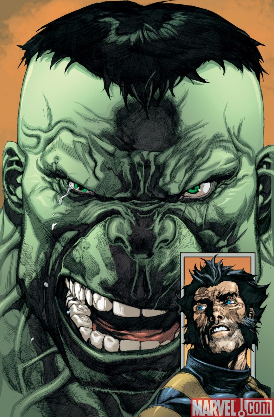 Ultimate Wolverine vs Hulk 04 second printing