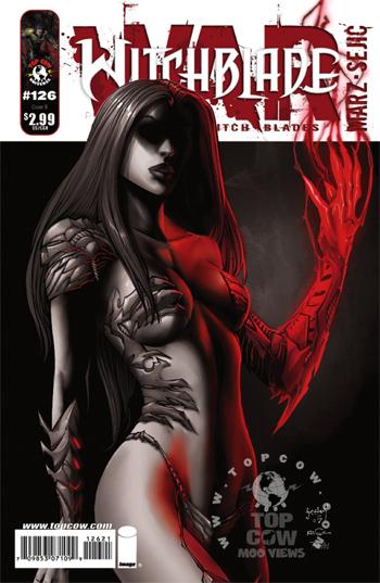 Witchblade #126
