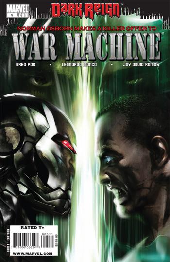 War Machine #5