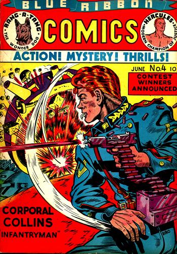 Blue Ribbon Comics #4 (Juin 1940)