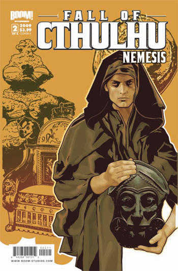 Fall Of Cthulhu: Nemesis #2