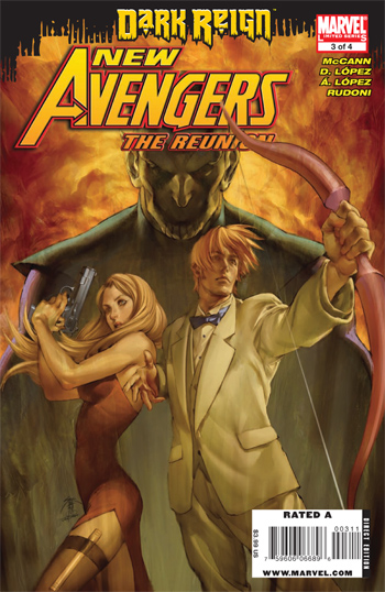 New Avengers: The Reunion #3