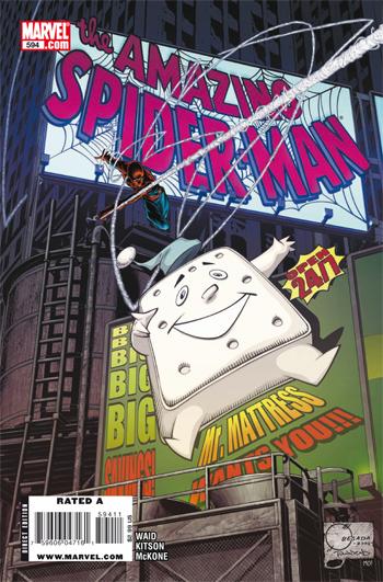Amazing Spider-Man #594