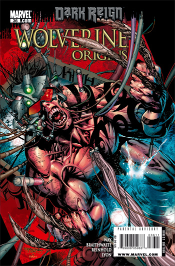Wolverine Origins #36