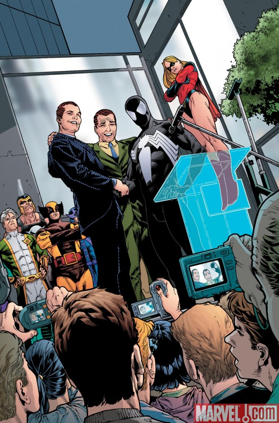 Spider-Man: American Son Returns With New Printings!