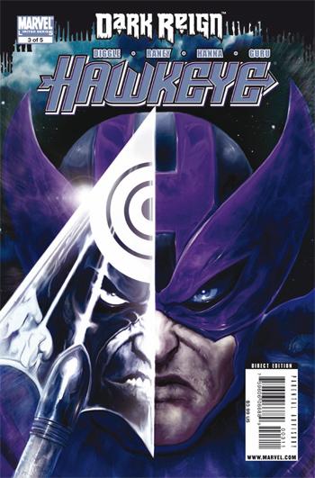 Avant-Première VO : Review Dark Reign Hawkeye #3