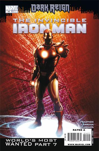 Avant-Première VO : Invincible Iron Man #14