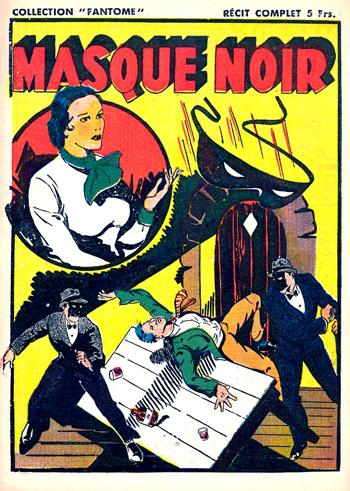 Le Masque Noir