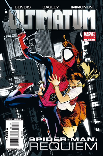 Ultimate Spider-Man Requiem #1